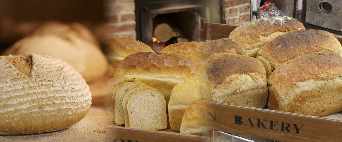 Artisan Bread from the Hambleton Bakery